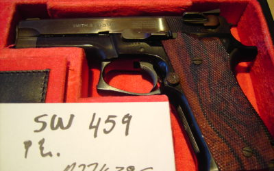 M459 SPECIAL 9MM PERFORMANCE CENTER (Prototype745) (Collection)